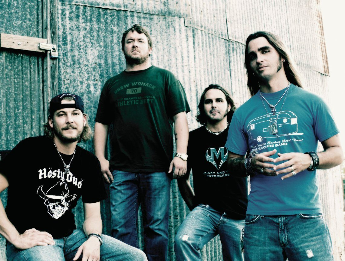 Cross Canadian Ragweed 2004