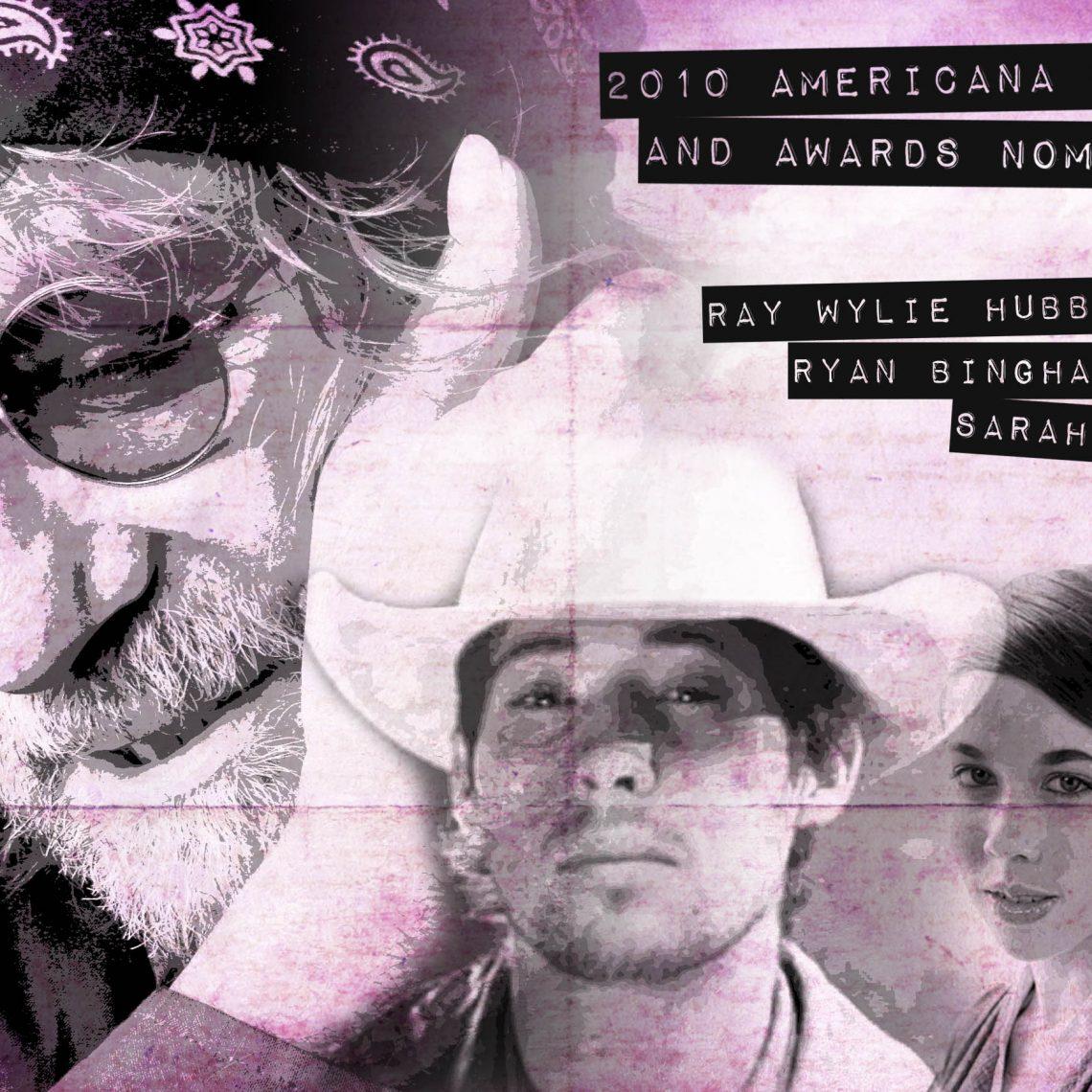 Americana  Awards Nominees
