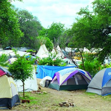 Kerrville camping 1