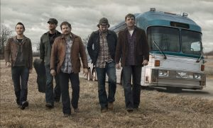 Just because the Randy Rogers Band travels by bus doesn't mean your band has to ... (Courtesy the Randy Rogers Band)