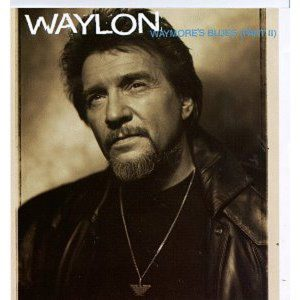 Waylon jennings Waymores Blues