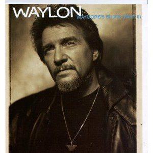 Waylon jennings Waymores Blues