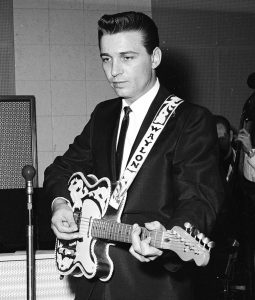 Waylon in the '60s (Courtesy of RCA Records/BMI Archives)
