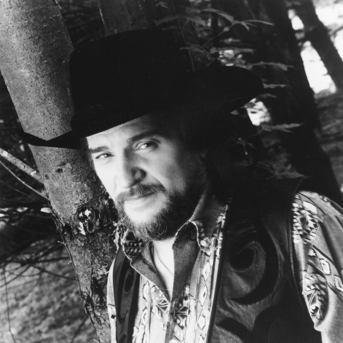 Waylon in the '90s (Photo by David Roth/Sony BMG Music Entertainment)
