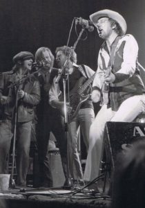 Lost Gonzos with Jerry Jeff Walker (Courtesy Bob Livingston)
