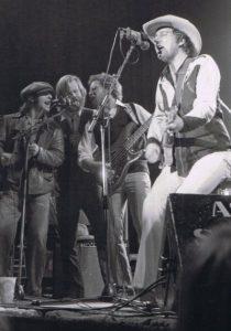 Lost Gonzos with Jerry Jeff Walker (Courtesy Bob Livingston)