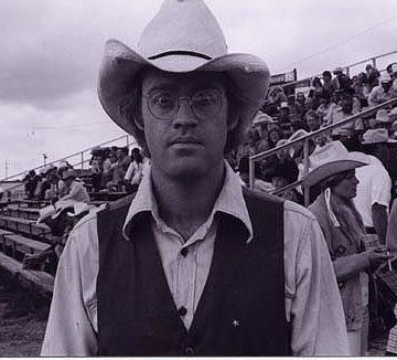 Bob Livingston, dazed in the '70s (Courtesy Bob Livingston)