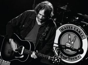 Hayes Carll (Photo by Steve Circeo)