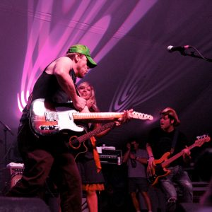 The Mother Truckers at Old Settlers Music Festival 2011. (Photo by Machelle Dunlop)