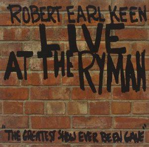 REK Live at the Ryman