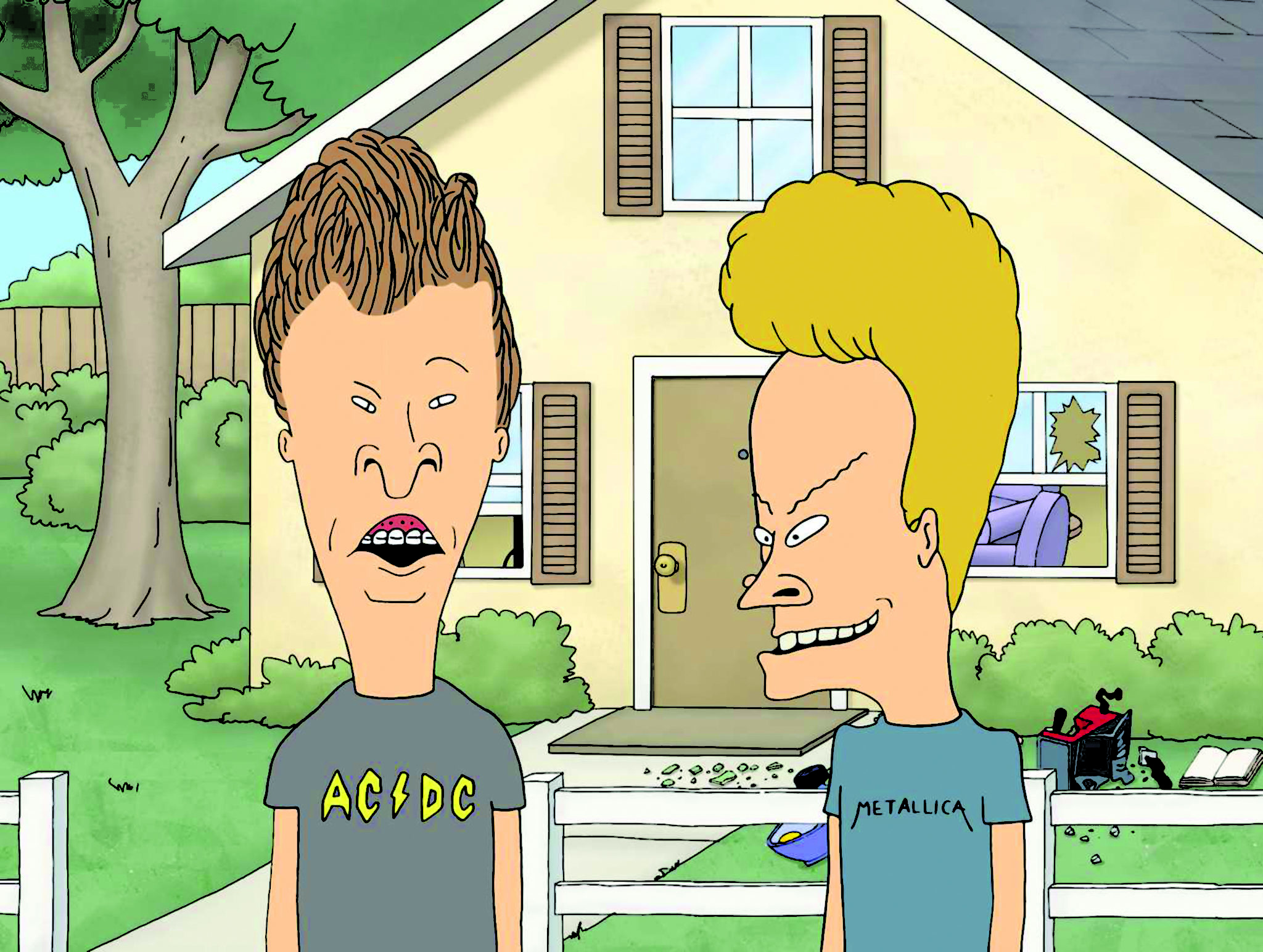 lsm cover story: mike judge's beavis and butt-head | lone star music