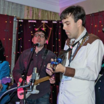 Folk Alliance 2012