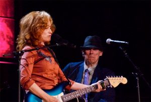 "Love"" at the Ryman Auditorium. (Photo by Lynne Margolis)"