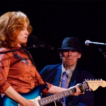 "Love"" at the Ryman Auditorium. (Photo by Lynne Margolis)"