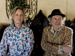 Jim Lauderdale and Buddy Miller (Photo by Paul Moore)
