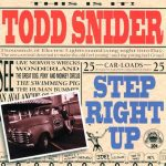 Todd Snider Step Right Up