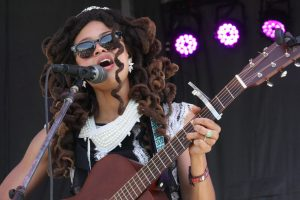 Valerie June at the ACL Music Festival (Photo by John Carrico)