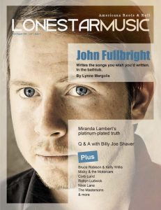 LSM July-August 2014 John Fullbright photo by John Carrico Design by Melissa Webb
