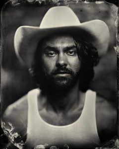 Shakey Graves at Newport Folk Festival 2013 (Photo by Giles Clement)