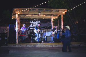 Co-owned by Texas country mainstay Charlie Robison, the Alamo Ice House brings the laid-back, good-times vibe of a Hill Country live music venue to the heart of downtown San Antonio. (Photo by Bea Simmons Photography)
