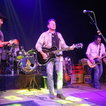 Joe Ely and Reckless Kelly (Photo by John Carrico)