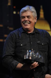 ACL Hall of Fame inductee Lloyd Maines (Photo by Scott Newton/courtesy of KLRU-TV)