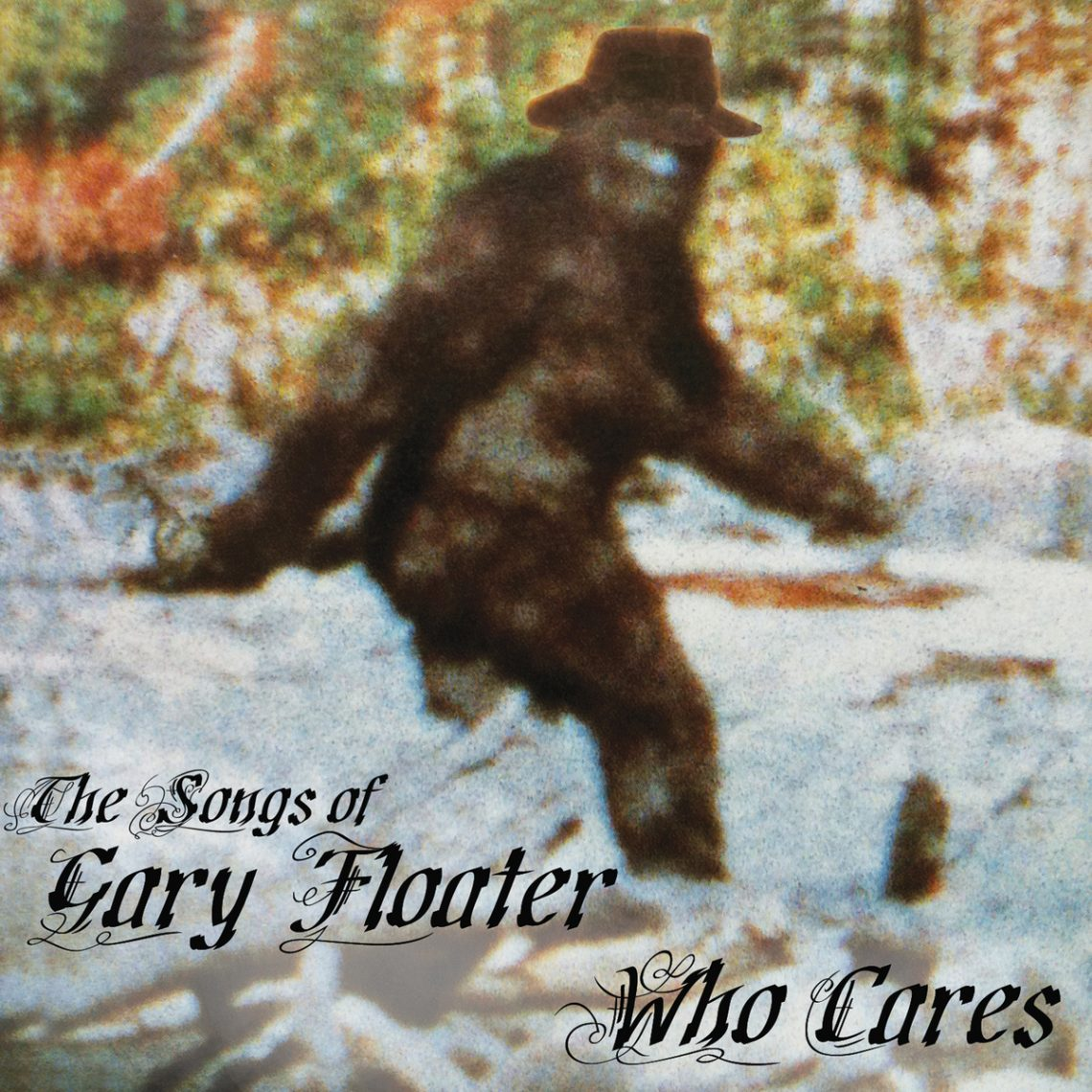 Gary Floater Who Cares
