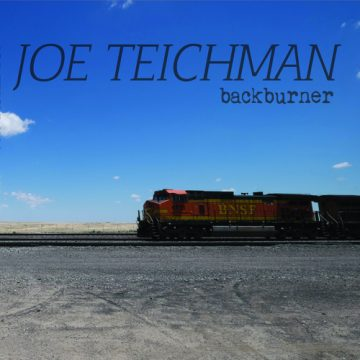 Joe Teichman Backburner CD
