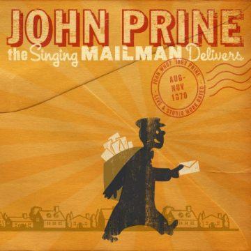 John Prine Singing Mailman