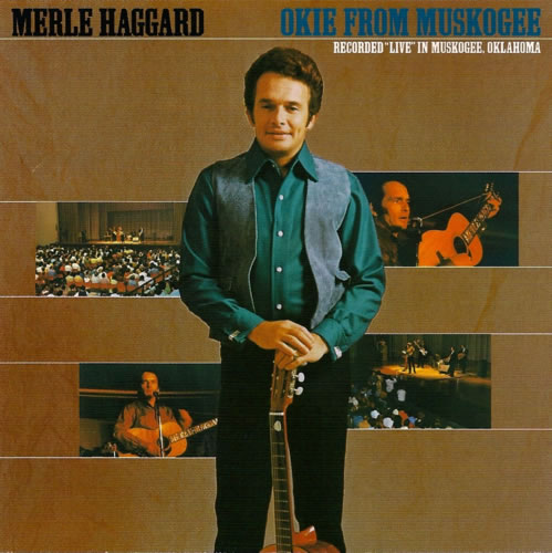 Merle Haggard Okie