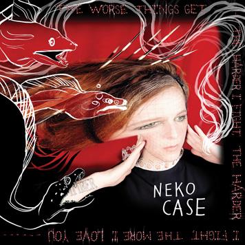 Neko Case CD