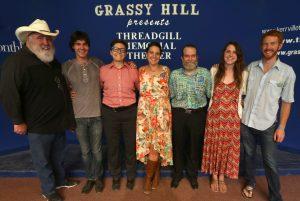 2014 Kerrville New Folk finalists. (Photo by Susan Roads)