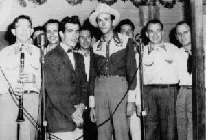 Hank Williams at the Skyline Club (Courtesy Jim Grabowske)