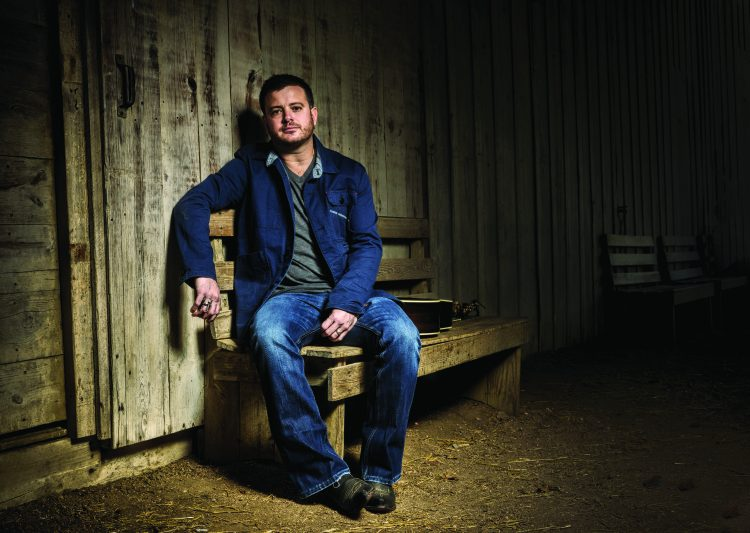 Wade Bowen, 2014 (Photo by Rodney Bursiel)