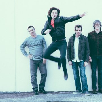 Old 97's (Photo by Eric Ryan Anderson)