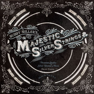 Buddy Miller Majestic Silver
