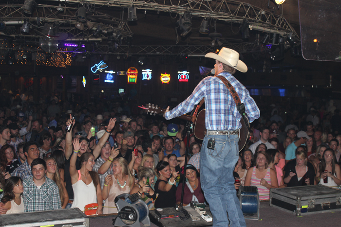 Cody Johnson at Southern Junction
