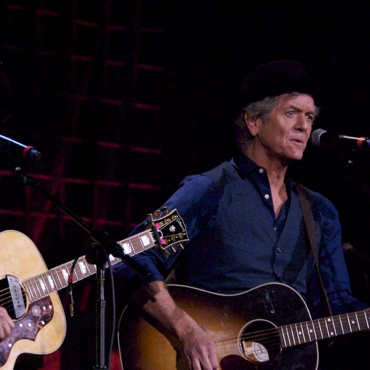 Album of the Year and Duo/Group of the Year winners Emmylou Harris and Rodney Crowell. (Photo by Lynne Margolis)