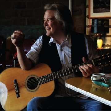 Guy Clark Courtesy Ellis Creative