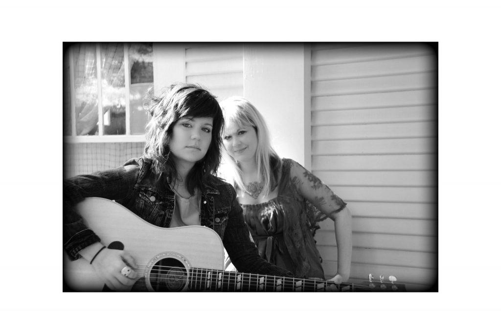 HalleyAnna and Jenni Finlay (Photo by Diana Hendricks)