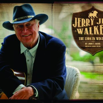 Jerry Jeff Walker (Photo by Woody Welch)