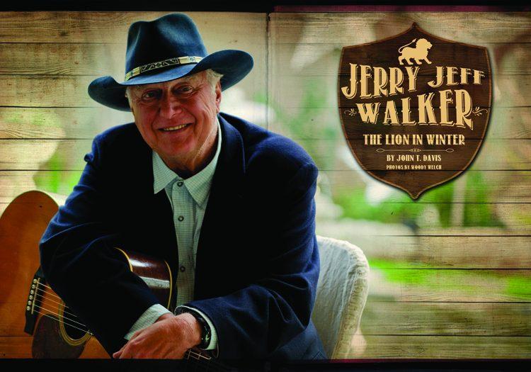 Jerry Jeff Walker (Photo by Woody Welch)