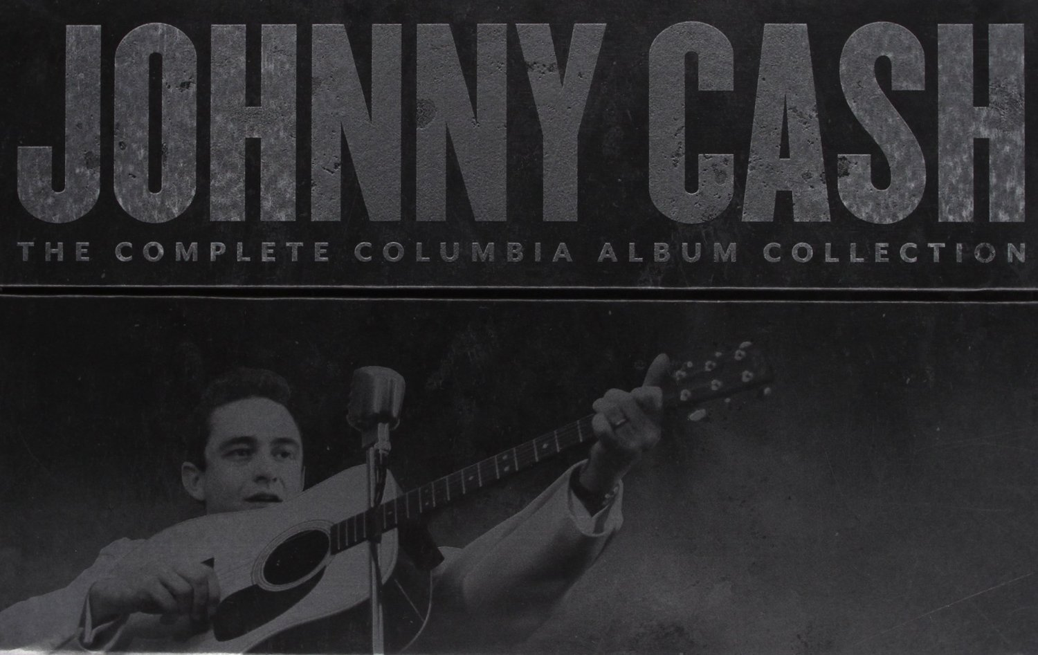 Mr. Record Man: Johnny Cash (The Columbia Years) | Lone Star Music ...
