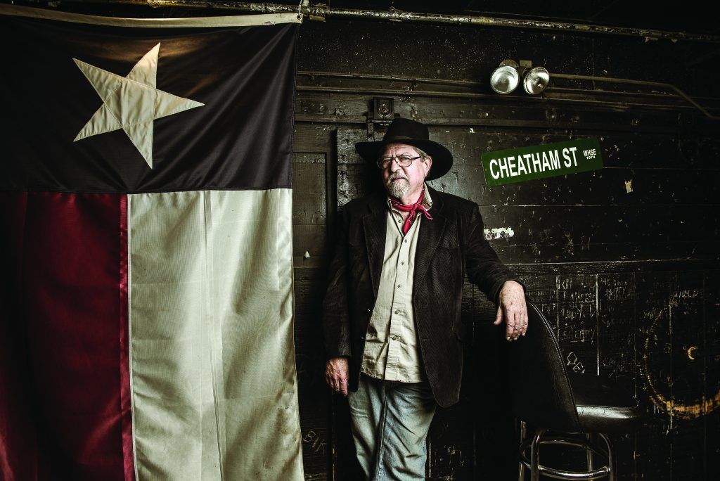 Songs & Stories of San Marcos: Kent Finlay | Lone Star Music Magazine