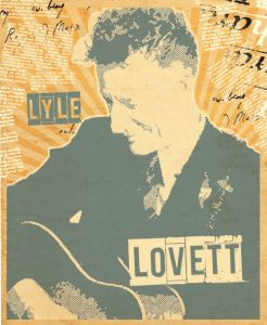 Lyle Lovett Mr Record Man
