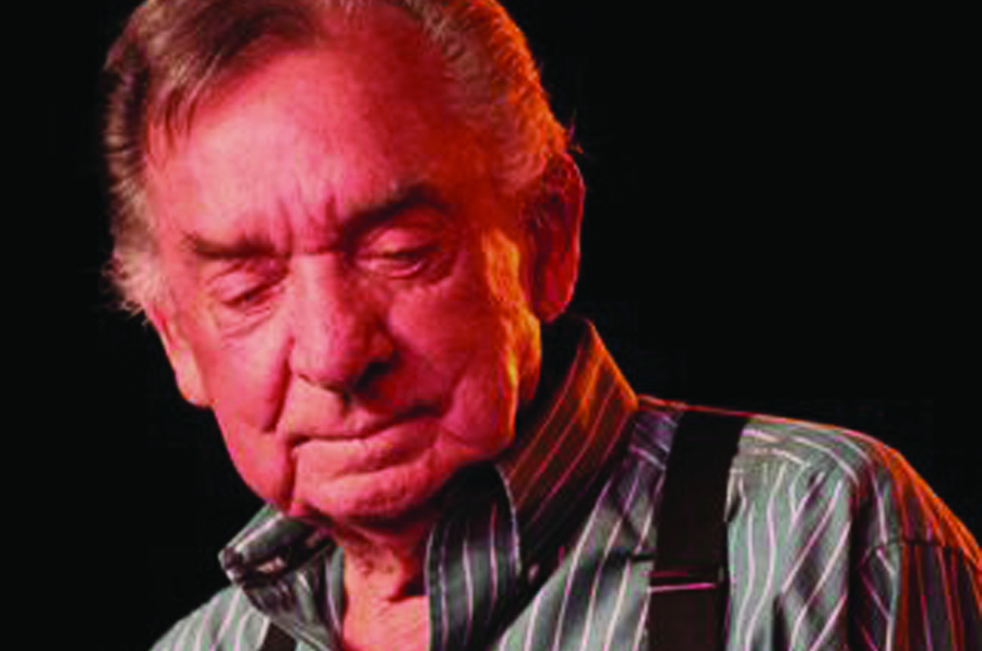 Ray Price by John Carrico crop