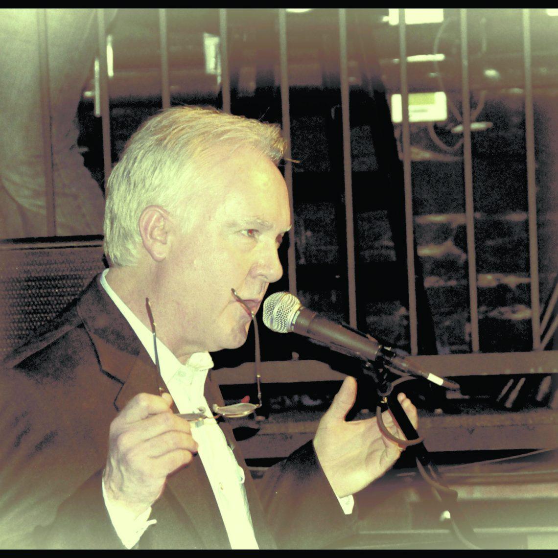 Dr. Gary Hartman (Photo by Diana Hendricks)