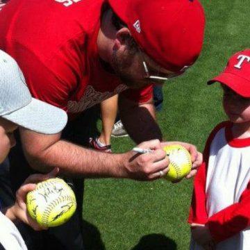 Zach Jennings and kids