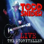 Todd Snider Live The Storyteller