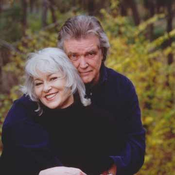 Guy and Susanna Clark, circa 2000 (Photo courtesy of Guy Clark Archives)